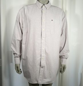 Tommy Hilfiger Shirts - Tommy Hilfiger Button Down Shirt 3XL